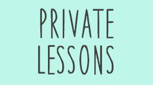 Privatelessions